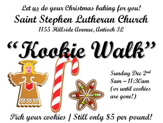 2018 Kookie Walk