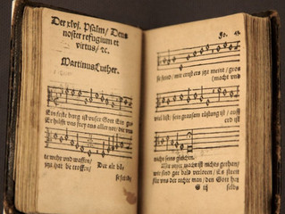 Singing with the Lutherans