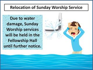 Water Damage - Update #1