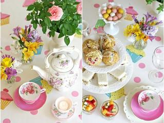 Ladies' Day Tea