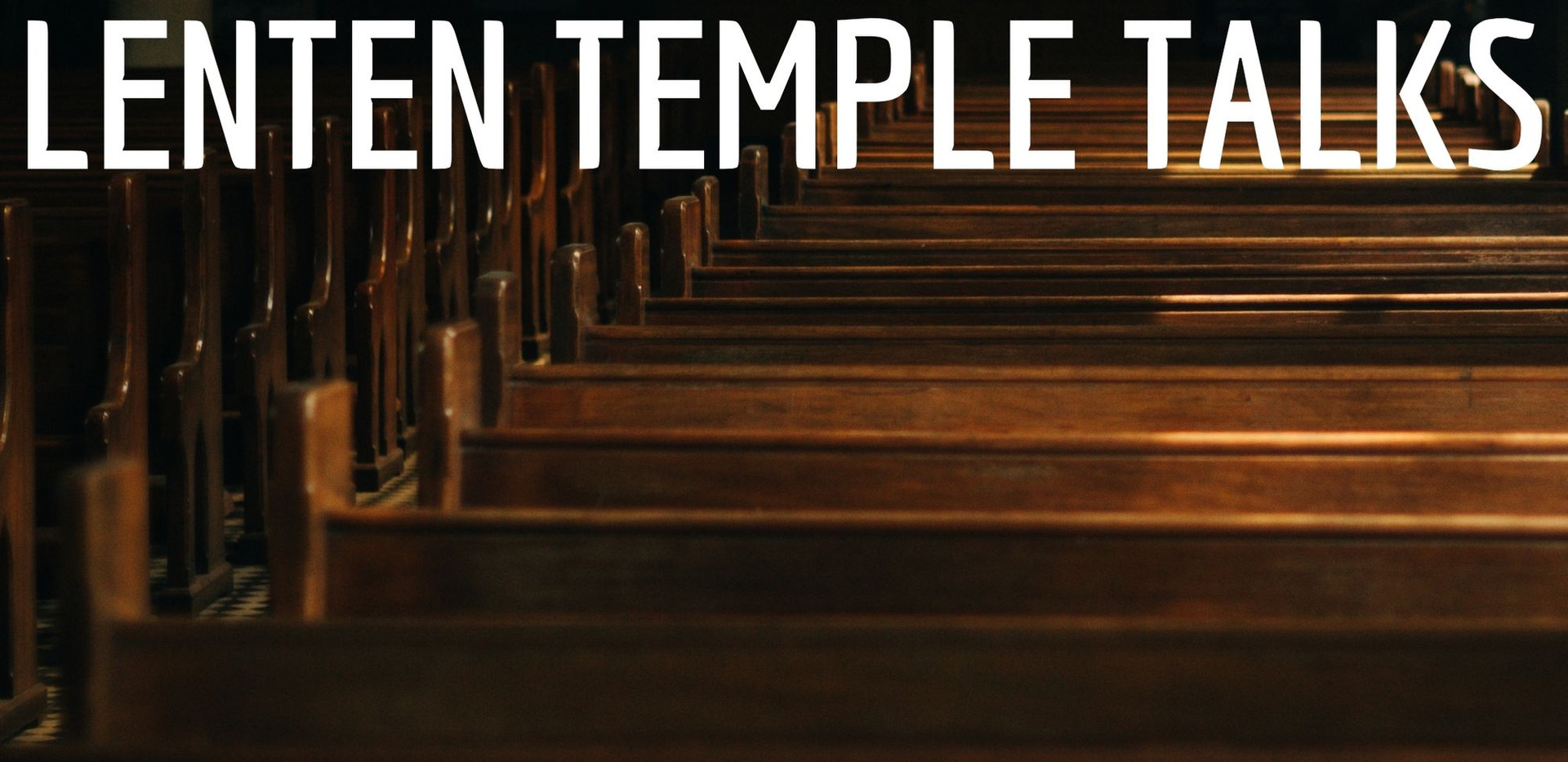Stewardship Temple Talks