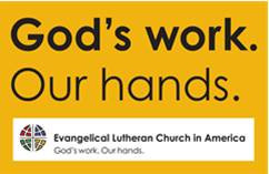 """""""God's work. Our hands."""""""