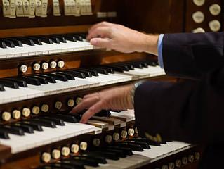 Pipe Organ Recital for May 2018