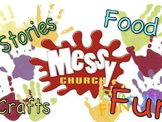 """December """"Messy Church"""""""