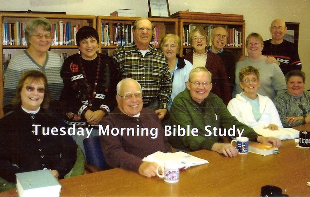 2009 Tuesday Morning Bible Study