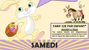 Animation Pâques 2021 : Inscriptions ouvertes !