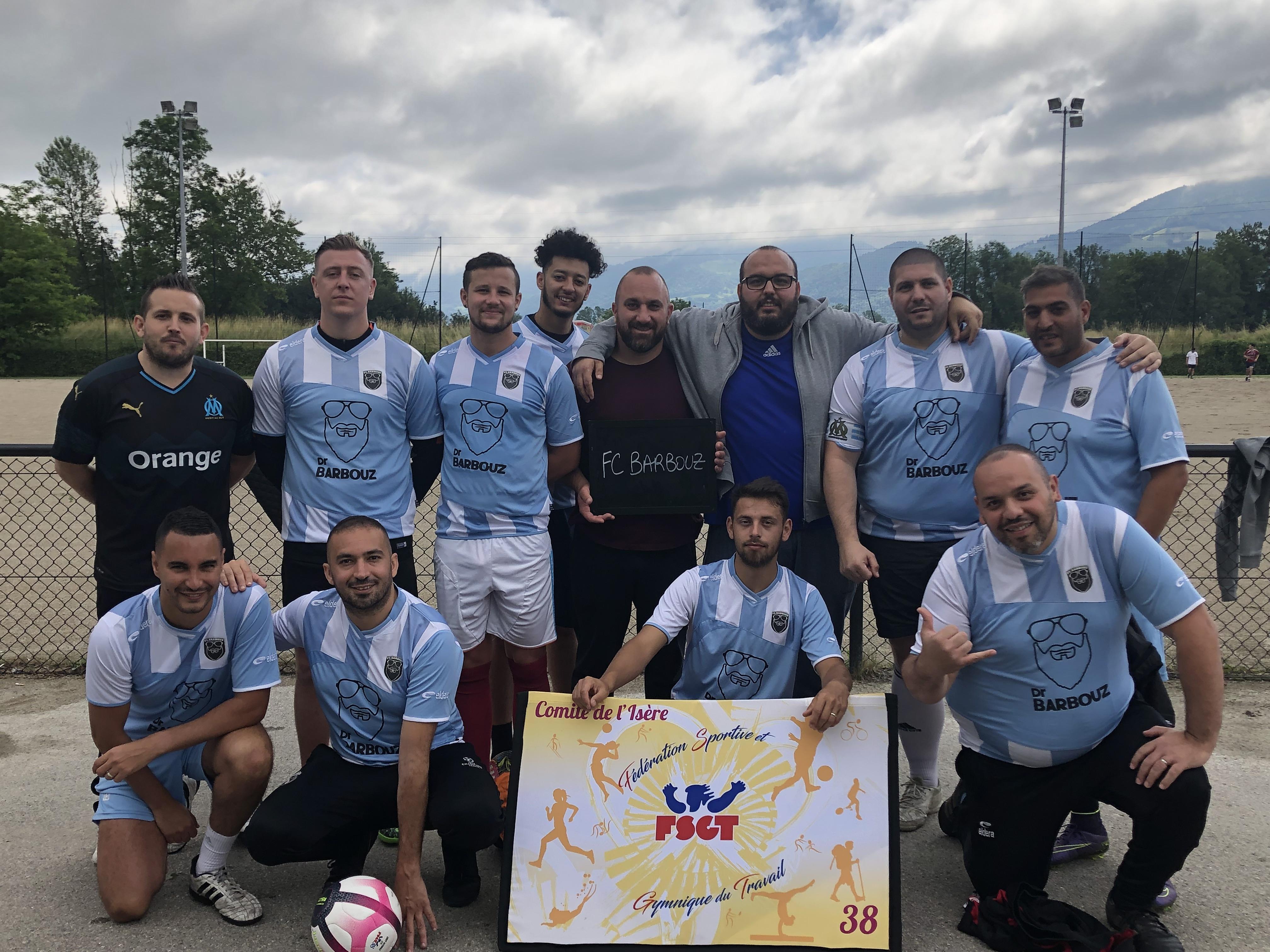 FC BARBOUZ