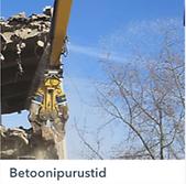 Betoonipurustid