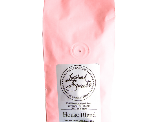 Coffee - House Blend