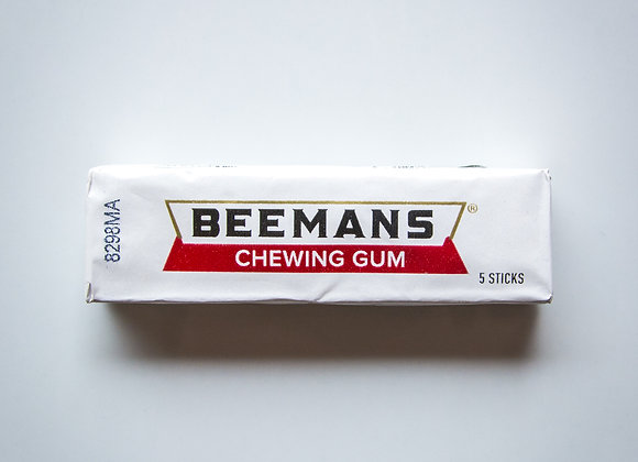 Beeman's Chewing Gum