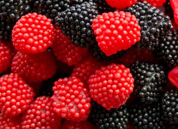 Raspberries & Blackberries