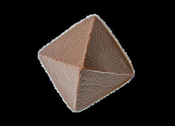 Solid Chocolate Pyramids