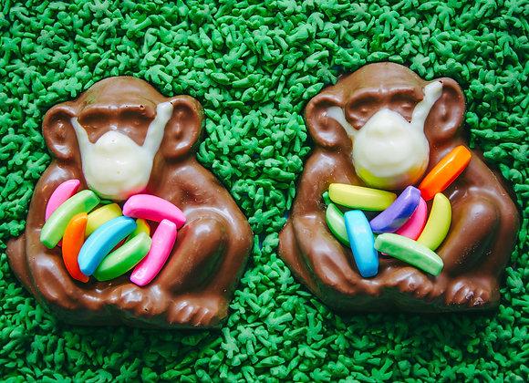 Masked Chocolate Monkey