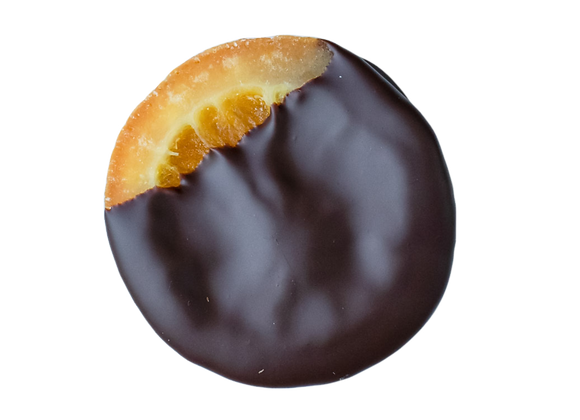 Dark Chocolate Orange Slices