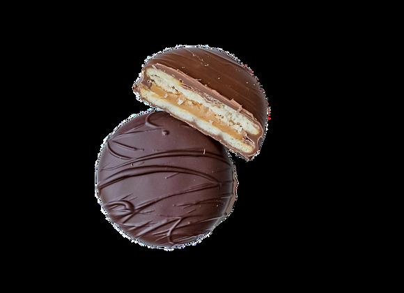 Ritz & Peanut Butter