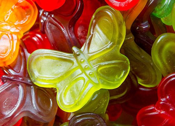 Gummy Butterflies - Large