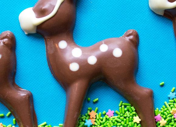 Masked Chocolate Deer