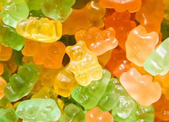 Pastel Gummy Bears