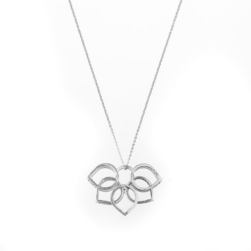 Mini Lotus Flower Pendant