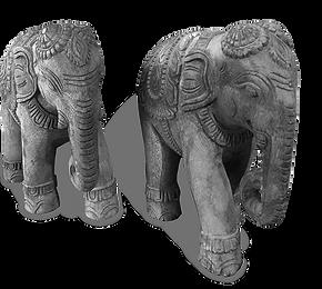 Caroline Draper Jewellery Elephants