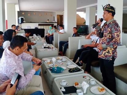 Samsul Bahri, S.Adm Kembali Nakhodai Mandalika Hotel Association (MHA)
