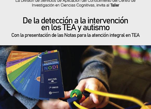 De la detección a la intervención en los TEA y autismo