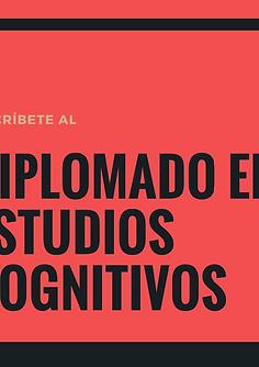 Pago de Inscripción al Diplomado en Estudios Cognitivos