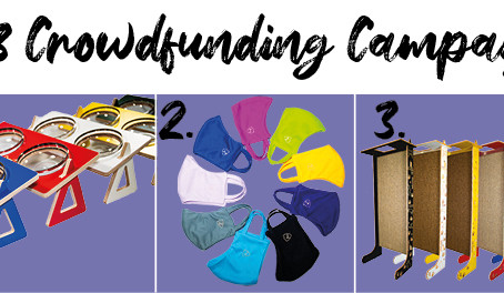It's That Time Again! Our Top 3 Current Crowdfunding Campaigns