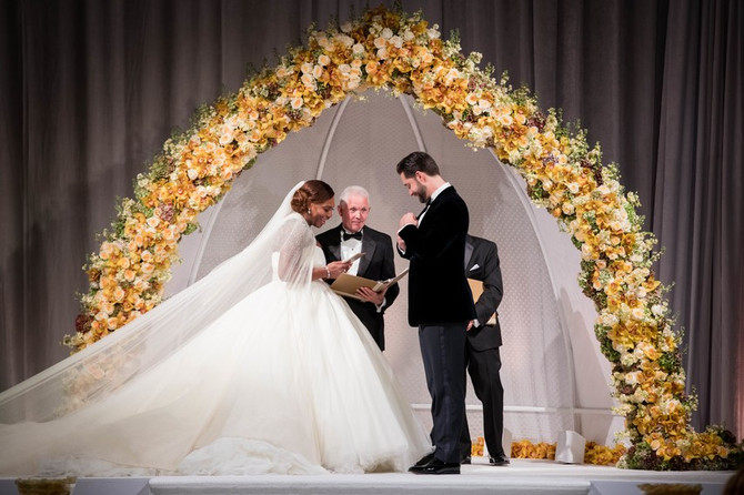 Everything You Need to Know About Serena Williams' Wedding