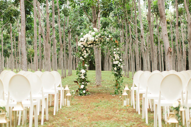 Perfection Bridal's Guide to Outdoor Wedding