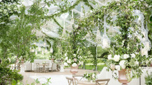Pantone Colour Wedding: Greenery