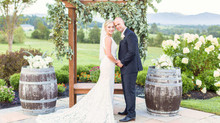 Perfection Bridal's Guide to Vineyard Wedding