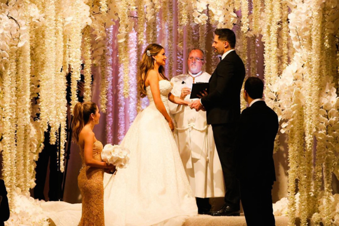 Everything You Need to Know about Sofia Vergara's Wedding