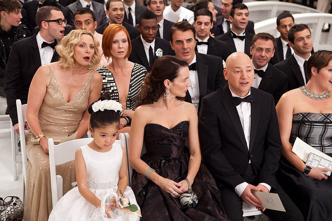 8 Awesome Wedding Ideas for Your Big Day from Hollywood