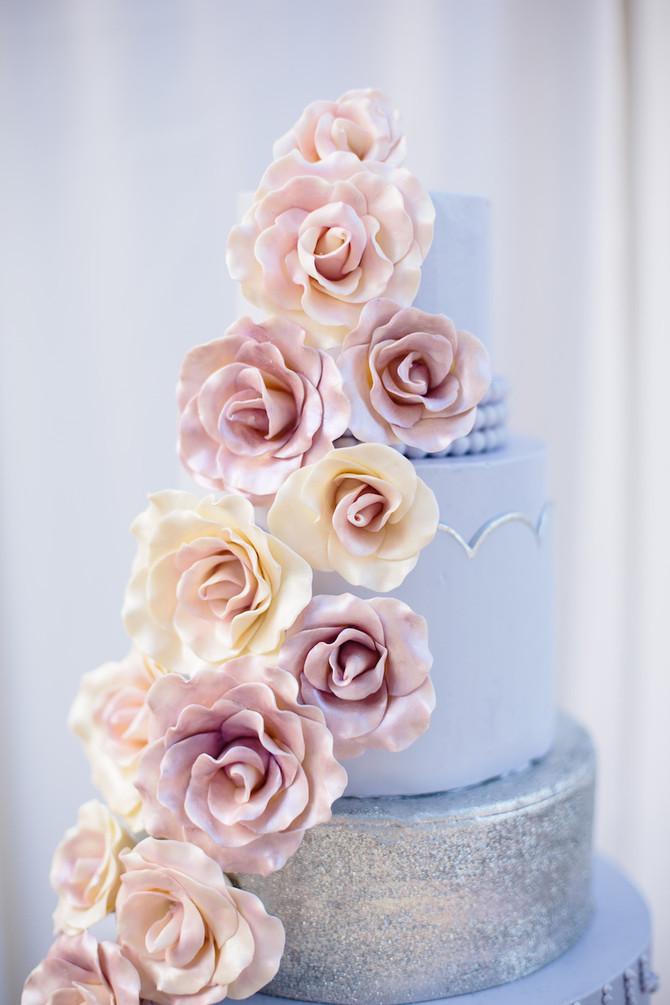 Pantone Colour Wedding: Serenity