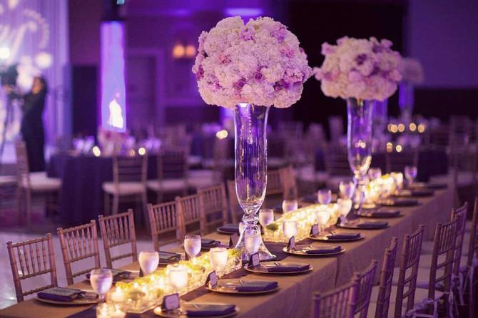 Pantone Colour Wedding: Ultra Violet
