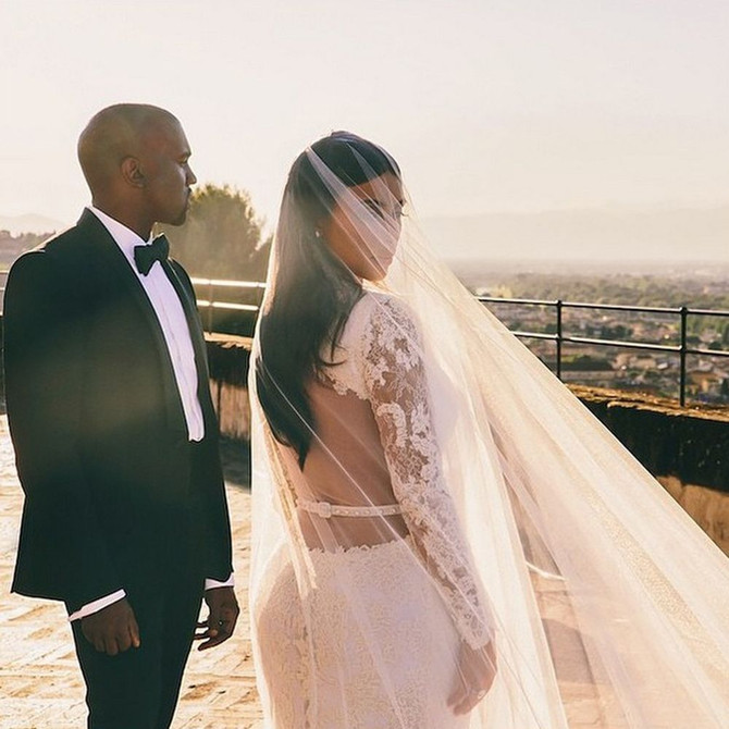Everything You Need to Know About Kim Kardashian and Kanye West's Wedding
