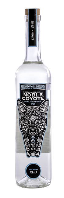 Mezcal Noble Coyote - Tobala