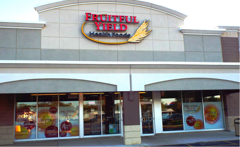 Fruitful Yield Store Front
