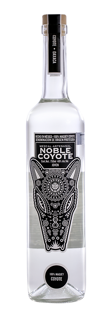 Mezcal Noble Coyote - Coyote