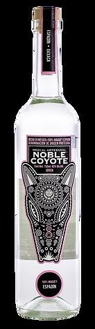 Mezcal Noble Coyote - Espadin