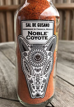 Noble Coyote - Sal de Gusano
