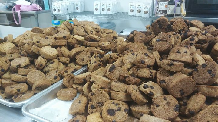 What 30 Pounds Of Chocolate Chip Cookies Looks Like