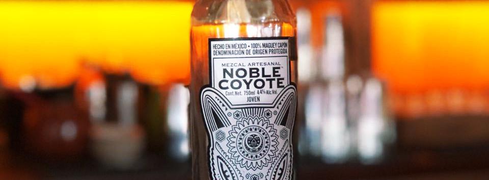 Noble Coyote Mezcal - Capon