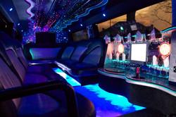 Hummer H2 Interior