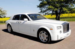 CityLink Limos White Phantom