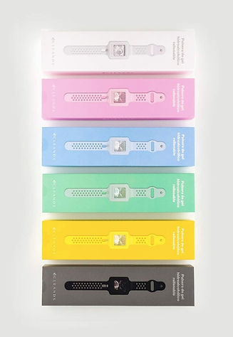 Hand Gel Watch Colours_Spain Travel Jour