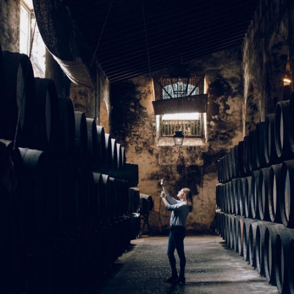 Sherry Wine. Jerez de la Frontera. Puerto de Santa Maria. Andalucia. Golf and Sherry Wine Experience