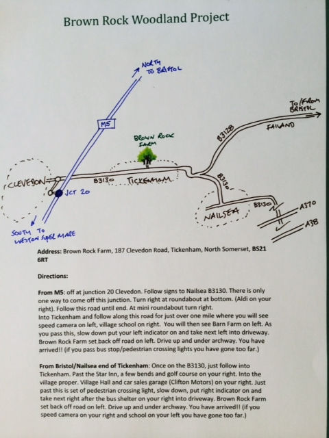 Map for Brown Rock.JPG