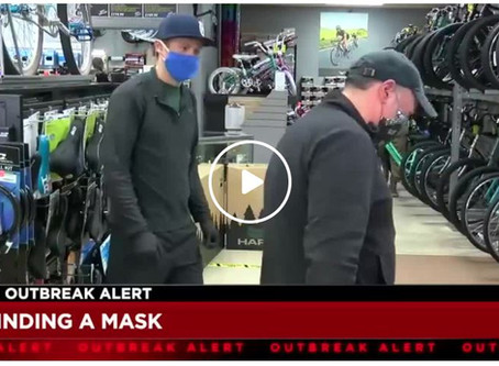 Ohio company providing masks for all who need them. Gov. DeWine backpedals on use of masks